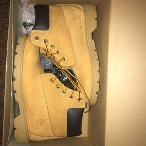 Timberland - Youth 6in Classic BT WHT